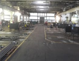 Bay No.2 for Carbon Steel